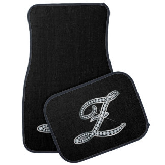 "Z Faux-""Diamond Bling"" Car Mat"