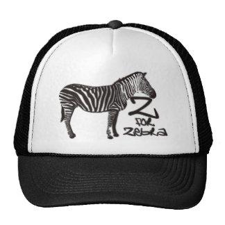 Z for Zebra Trucker Hat