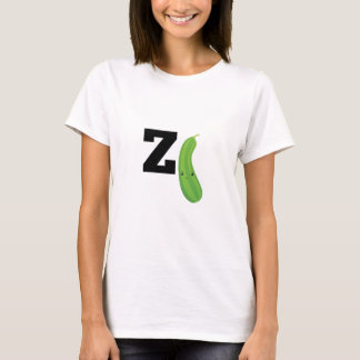 Z is for Zucchini T-Shirt