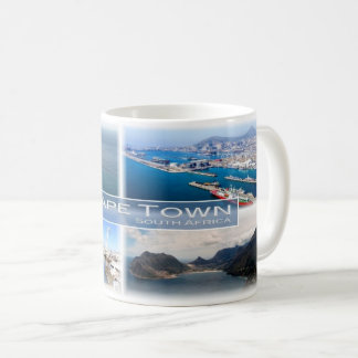 ZA South Africa - Cape Town - Coffee Mug