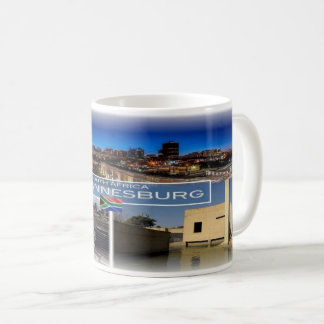 ZA South Africa - Johannesburg - Joburg - Coffee Mug