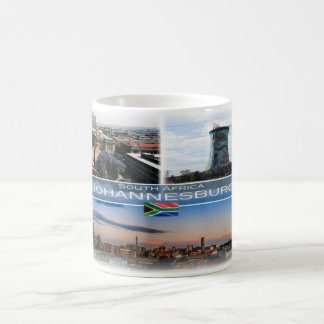 ZA South Africa - Johannesburg Joburg - Coffee Mug