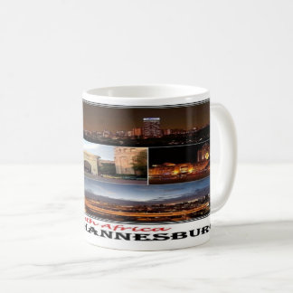 ZA  South Africa - Johannnesburg - Coffee Mug