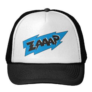 Zaaap Cartoon Bang Splat Trucker Hat