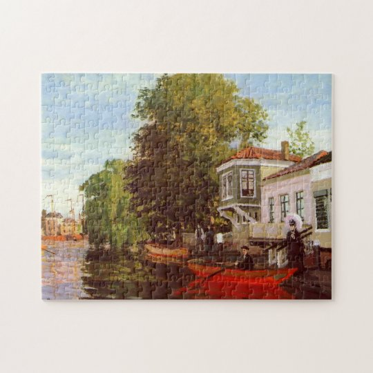 Zaan at Zaandam Jigsaw Puzzle