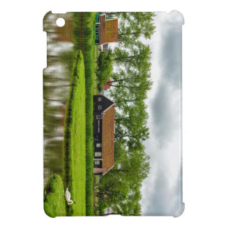 zaanse schans, netherlands iPad mini cases