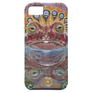 Żabka (Hypnotoad) iPhone 5/5S Case