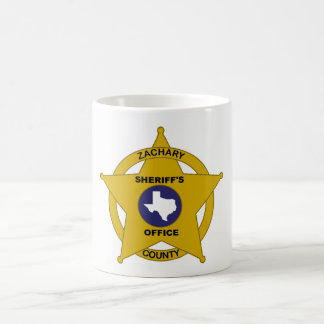 Zachary County Sheriff's Office Mug