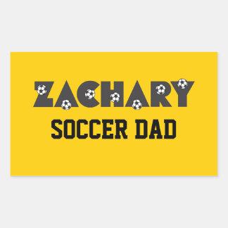 Zachary in Soccer Black
