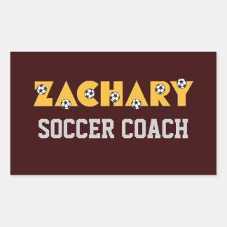 Zachary in Soccer Gold