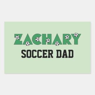 Zachary in Soccer Green