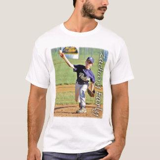 Zachary PItching T-Shirt