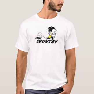 Zack Cross Country Runner T-Shirt