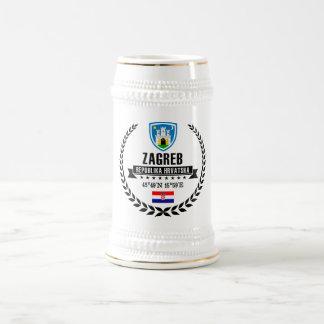 Zagreb Beer Stein
