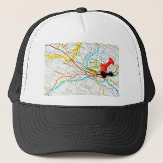 Zagreb, Croatia Trucker Hat