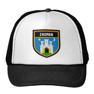 Zagreb Flag Trucker Hat
