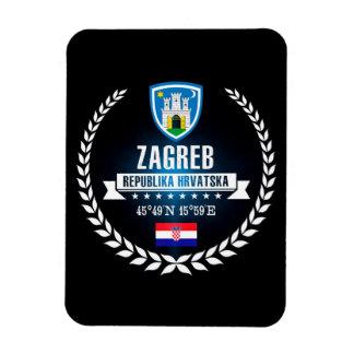 Zagreb Magnet