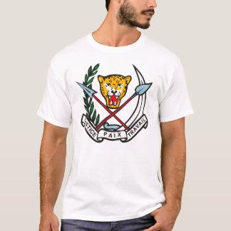 Zaire Coat of Arms T-shirt