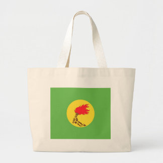 zaire large tote bag