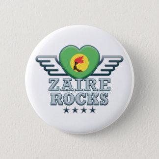 Zaire Rocks v2 2 Inch Round Button