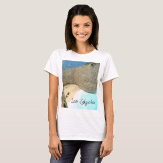 Zakynthos Adult T-Shirt - Extra Large