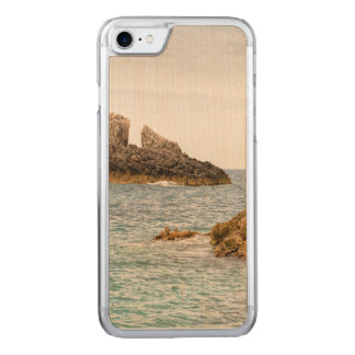 Zakynthos capes carved iPhone 8/7 case