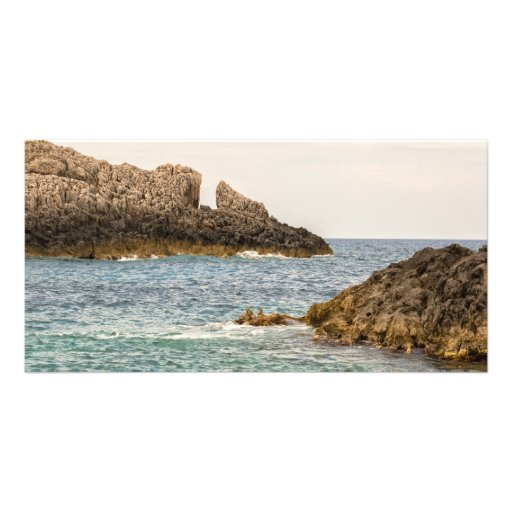 Zakynthos capes picture card