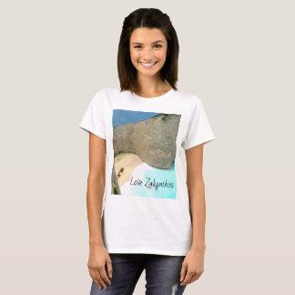 Zakynthos Ladies T-Shirt - SMALL