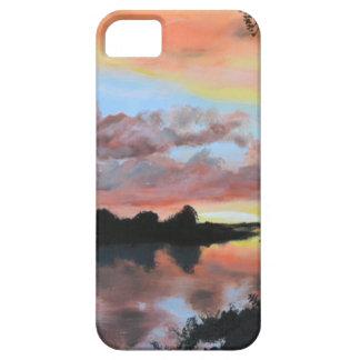 Zambezi River Reflections iPhone 5 Covers