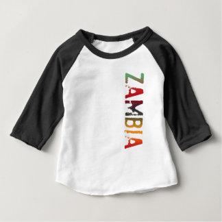 Zambia Baby T-Shirt