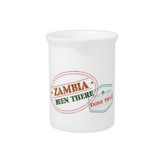 Zambia Been There Done That Pitcher