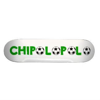 "Zambia ""Chipolopolo"" Custom Skate Board"