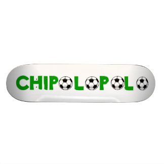"Zambia ""Chipolopolo"" Skateboard Deck"
