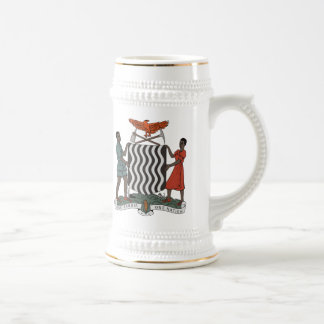 Zambia Coat of Arms Mug