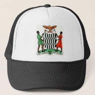 Zambia Trucker Hat
