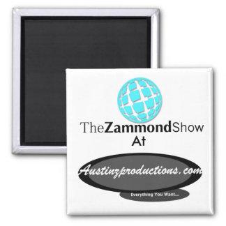 Zammond Show Fridge sticker Magnet