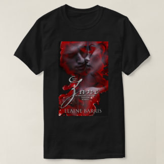 Zane, Flames of Vampire Passion Series, T-Shirt