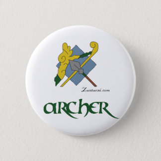 Zantarni Iconic Archer 2 Inch Round Button