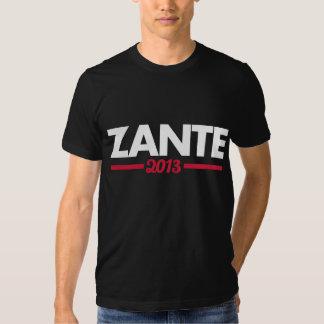 Zante Text Shirts
