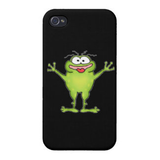 Zany Frog iPhone 4 Covers
