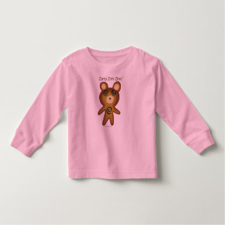Zany Zim Zim Toddler Long Sleeve T-Shirt