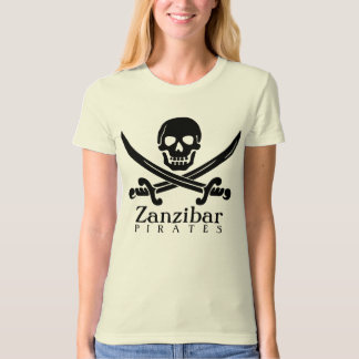 Zanzibar Pirates Scull Shirt