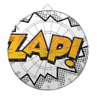 zap dartboard