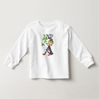 ZAP Girl Hero Toddler T-shirt