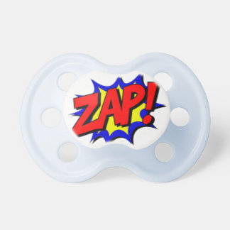 Zap! Super Hero 0-6 months BooginHead® Pacifier