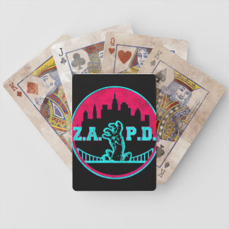 ZAPD Poker Deck