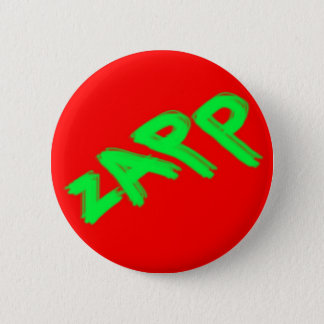 Zapp, 1960's Batman Nostalgia 2 Inch Round Button