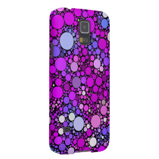 Zappy Bubbles,pink Galaxy S5 Case