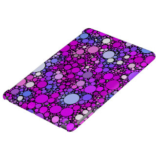 Zappy Bubbles,pink iPad Air Cover