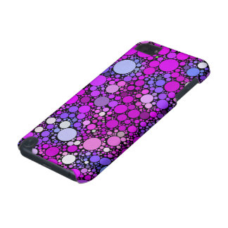 Zappy Bubbles,pink iPod Touch (5th Generation) Cover